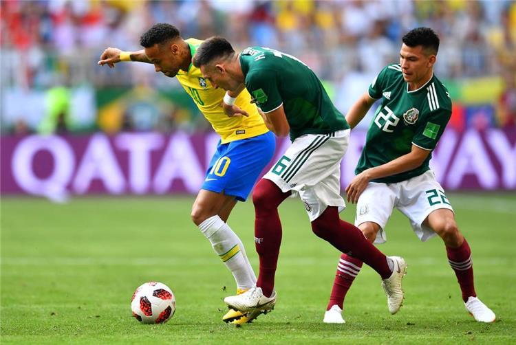 يسخر أندريس يسخر من نيمار بعد خروج البرازيل من كاس العالم