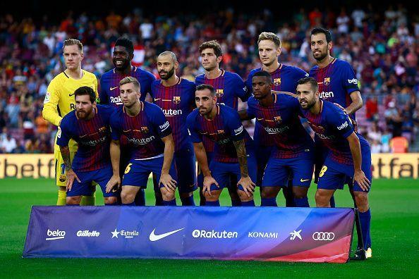 رسميا صفقات برشلونة لصيف 2018